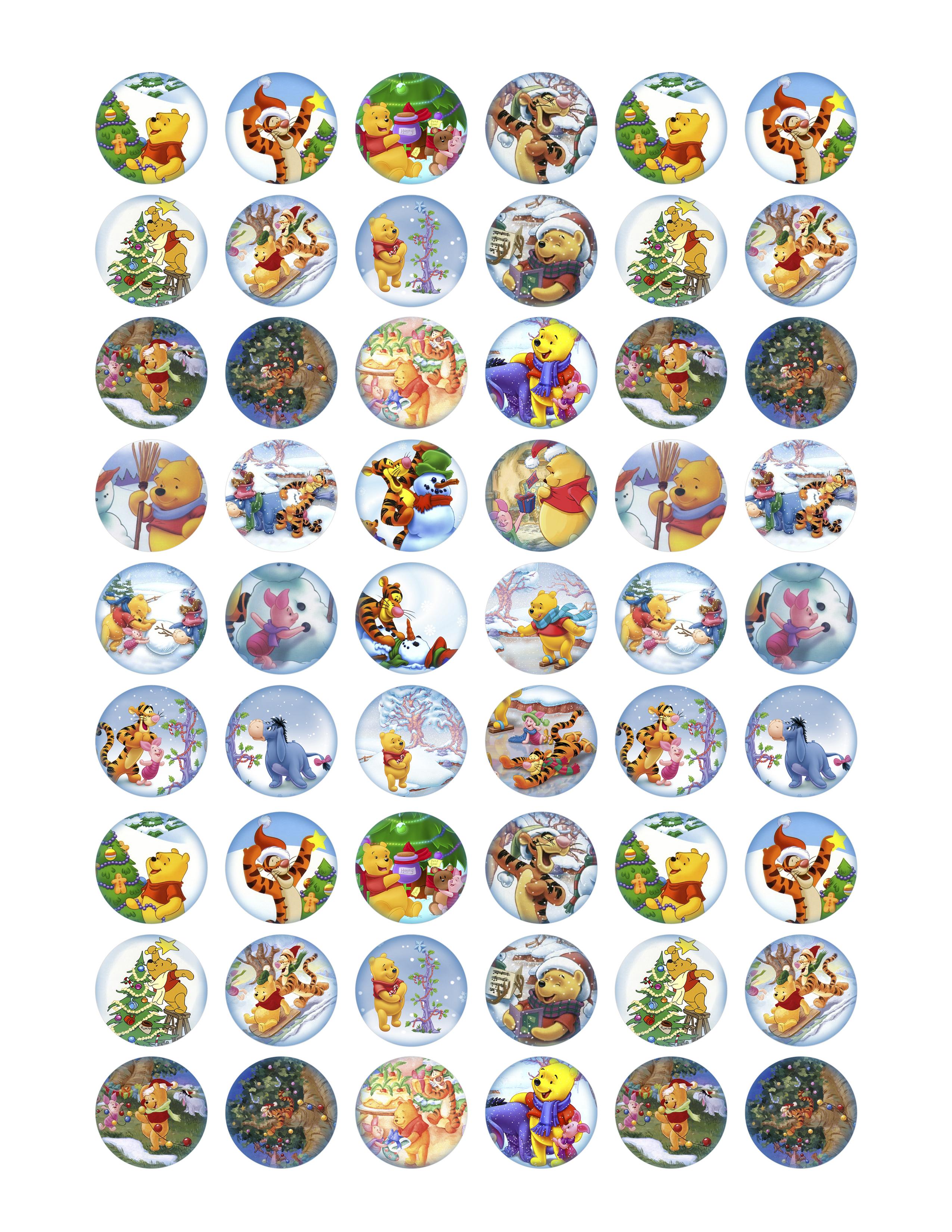 Free Collage Sheets Bottlecap4u